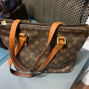 Louis Vuitton Cabas Piano Tote Handbag